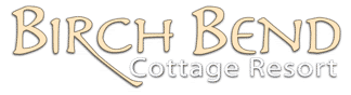 Graphic of Birch Bend Cottage Resort logo